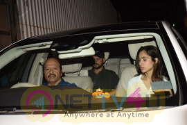 Hrithik Roshan Came To Sussanne Khan Home They Celebrated The Son's Birthday