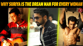 Top Ten Reasons Why Suriya Is The Dream Man For Every Woman