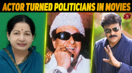 Actor-Turned-Politicians In Kollywood