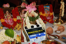Arvind Swamy New Movie Pooja Pics