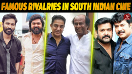 Famous Rivalries In South Indian Cine