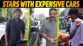 Kollywood Stars With Expensive Cars