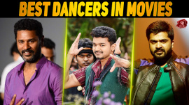 Top 10 Dancers Of Kollywood