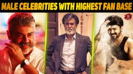Top 10 Male Celebrities With Highest Fan Base