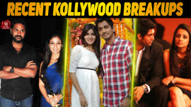 Top 10 Recent Kollywood Breakups