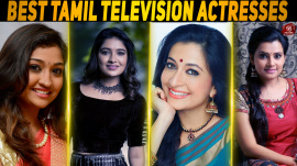 Top 10 Tamil Television Actresses