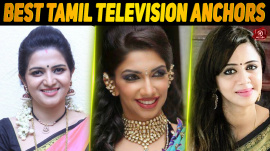 Top 10 Tamil Television Anchors