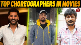 Top 20 Choreographers Of Kollywood