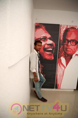Singer Jagadeesh Kumar Exclusive Interview Images
