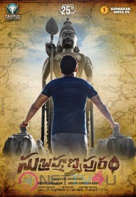 Subrahmanyapuram Telugu Movie Poster