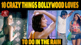 Top 10 Crazy Things Bollywood Loves To Do In The Rain
