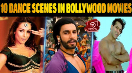 Top 10 Dance Scenes In Bollywood Movies
