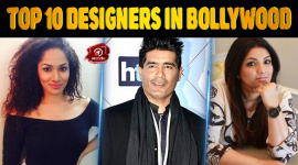 Top 10 Designers In Bollywood.