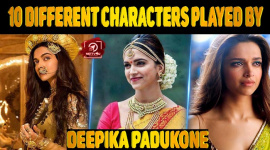 Top 10 Different Characters Played By Deepika Padukone
