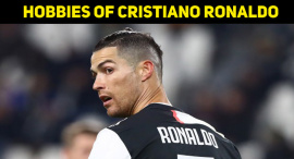 What Kinds Of Hobbies Does Cristiano Ronaldo Have?
