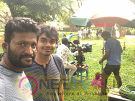 Genius Movie Shooting Spot Pic Tamil Gallery