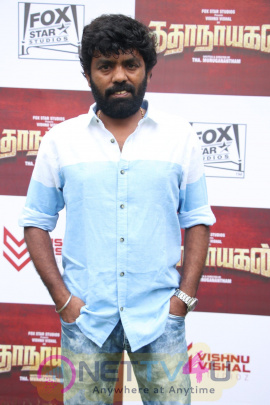 Kathanayagan Movie Photos & Press Meet Stills Tamil Gallery
