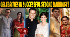 Top 10 Bollywood Celebrities In Successful Second Marriages