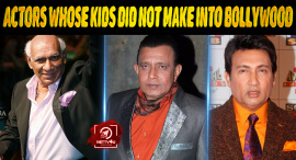 Top 10 Bollywood Celebs Whose Kids Did Not Make Into Bollywood