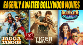 Top 10 Eagerly Awaited Bollywood Movies In 2017