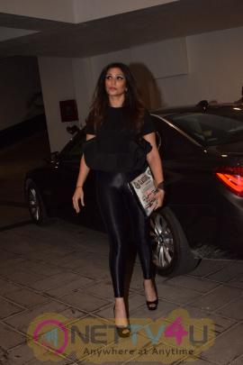 Shilpa Shetty, Shamita Shetty, Ekta Kapoor & Other Celebs Attend  Manish Malhotra Grand Party Stills