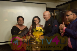 Audio Launch Of Shaadi Abhi Baaki Hai Film With Prem Chopra & Mansi Dovhal Stills Hindi Gallery