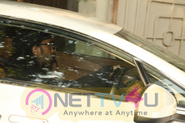 Ranveer Singh Spotted At Sunny Super Sound Photos