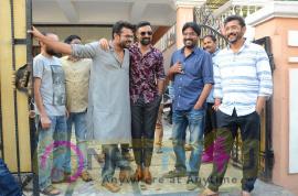 Jawaan Movie Success Celebrations Pics Telugu Gallery