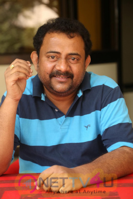 Writer Sai Madhav Burra Exclusive Interview Stills