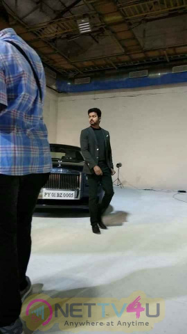 #Vijay Thalapathy 62 Photo Shoot Pics
