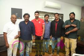 Bellamkonda Sai Srinivas Birthday Celebrations Stills Telugu Gallery