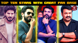 Top 10 Mollywood Actors Who Have The Largest Fan Base In Kerala