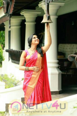 Actress Nikhila Vimal Gorgeous Photos