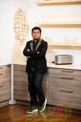Marvelous Photos of AR Rahman Launches Ideal Entertainment Production Company
