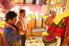Raviteja New Movie Touch Chesi Choodu Opening Stills Telugu Gallery