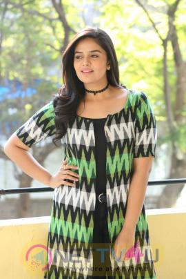 Actress Sreemukhi Lovely Images