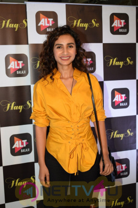 Special Screening Of Alt's Upcoming Webseries Haq Se Stills Hindi Gallery