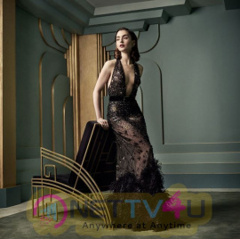 Hollywood Actress Lily Collins New Photos