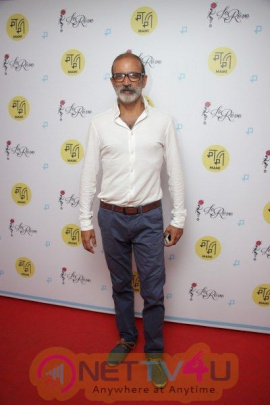 The Mami Film Club Host Red Carpet Screening Of Mukti Bhawan Photos Telugu Gallery