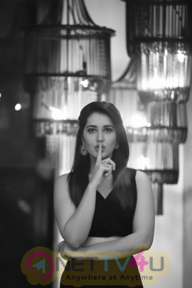 Raashi Khanna Latest Photo Shoot  Telugu Gallery