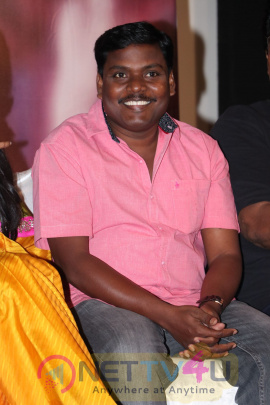 Saravanan Irukka Bayamaen Movie Press Meet Stills Tamil Gallery