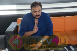 Actor Nagendra Babu Interview Stills  Telugu Gallery