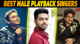 Top Ten Male Playback Singers At The Moment