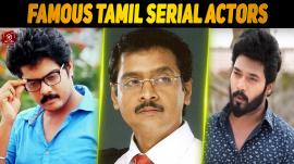 Top 10 Famous Tamil Serial Actors