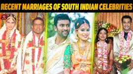 Top 10 Recent Marriages Of South Indian Celebrities