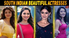 Top 10 South Indian Beautiful Actresses