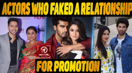10 Celebs Who Faked A Relationship For Promotion