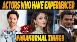 10 Celebs Who Have Experienced Paranormal Things
