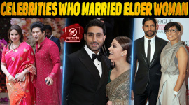 Top 10 Celebrities Who Married Elder Woman