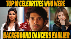 Top 10 Celebrities Who Were Background Dancers Earlier